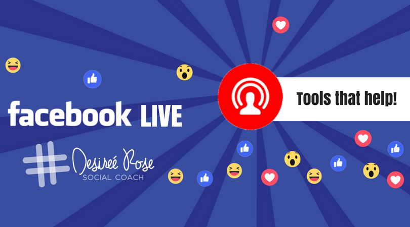 Facebook livetools