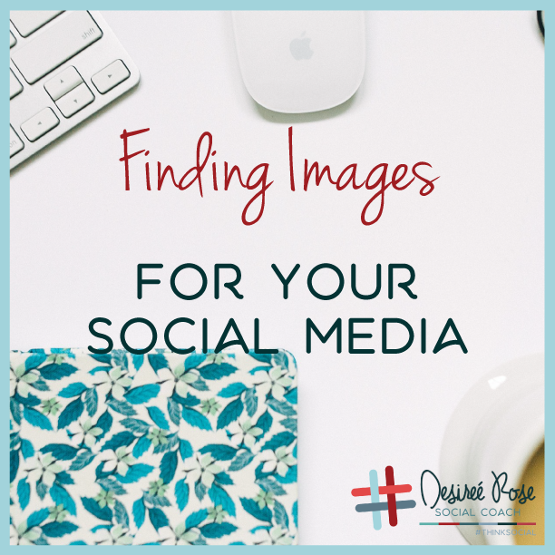 Finding Images for your Social Media