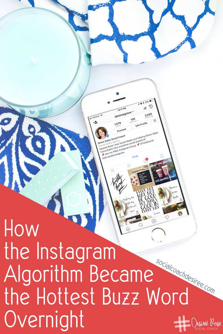 The Instagram Algorithm, Buzz Words, and Mass Panic on the Social Media Front