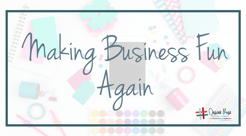 Make Business Planning Fun Again
