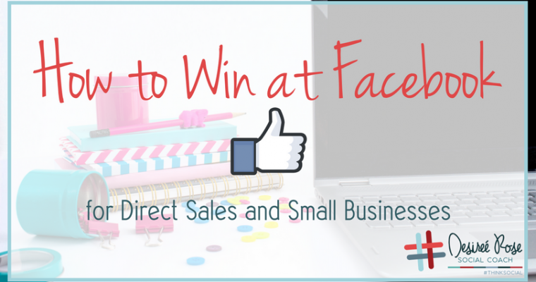 Direct Sales for Facebook