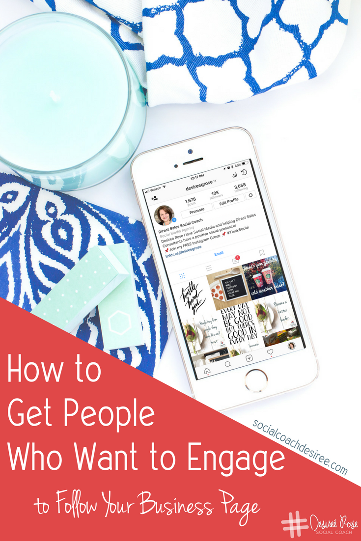 Struggling to get people to engage with your business page since Facebook's most recent update? Here's a quick and easy Facebook hack to get people who already want to engage with your page to follow it!