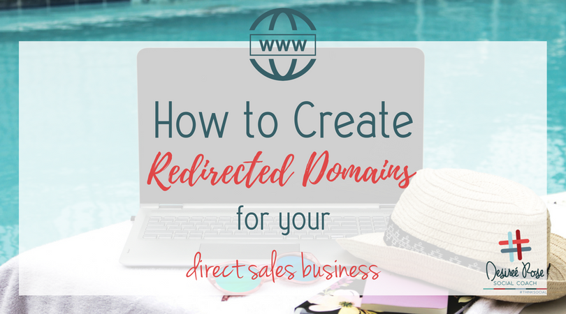 How to Create Redirected Domains for Direct Sales
