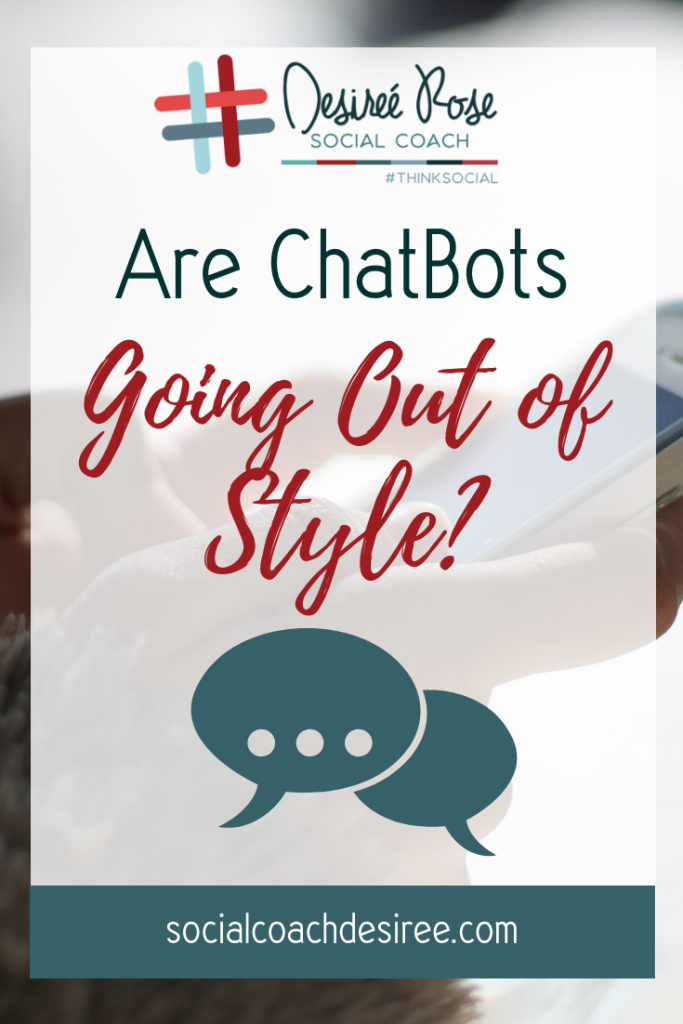 Are Messenger Bots Going Out of Style?